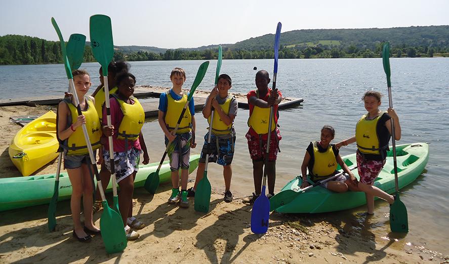 Découvrez le programme d'été du service Jeunesse