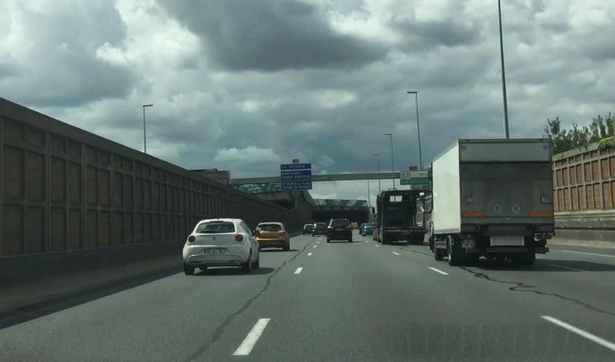 Fermeture d'une portion de l'A86 entre l'A1 et l'A3 jusqu'au 1er septembre