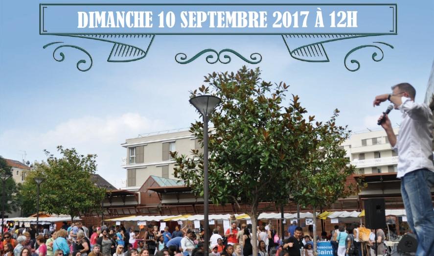 Fête de la Ville: rendez-vous le 10 septembre!