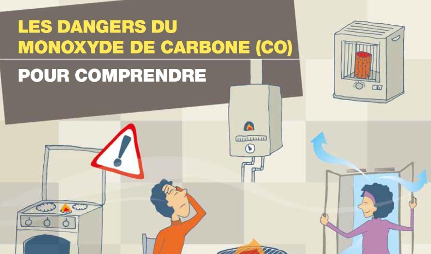 Intoxications au monoxyde de carbone: comment se protéger?