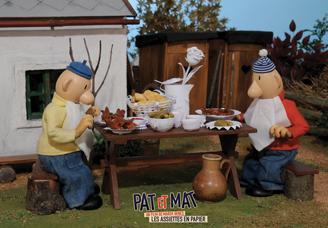 Ciné goûter: Pat et Mat