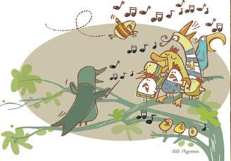 Atelier comptines et chansons enfantines