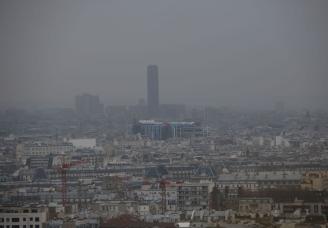 La Préfecture active l'alerte pollution de l'air