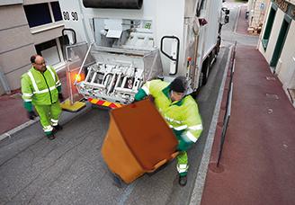 Collecte des déchets: ce qui change au 1er mars