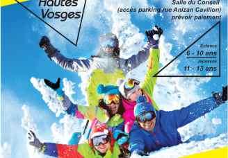Nouveau: un séjour ski pour les enfants et les adolescents