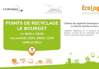 Déchets d'équipements électriques et électroniques (D3E): prochaine collecte le 9 mars