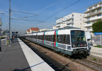 RER B : interruption de la circulation le 30 et 31 mars 2019