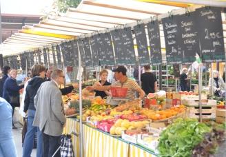 Coronavirus Covid-19: réouverture du marché du Bourget dès le 1er avril