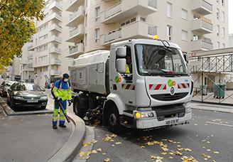 Pour une ville propre au quotidien