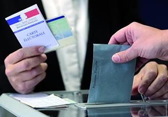 Elections: faites votre procuration au marché du Bourget le 16 juin