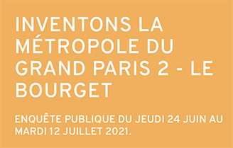Enquête publique: Inventons la Métropole du grand Paris 2