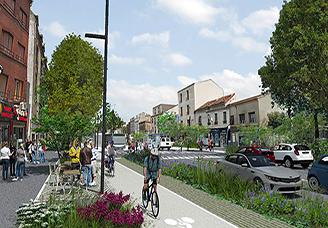 Travaux avenue de la Division Leclerc: Réunion publique le 8 octobre