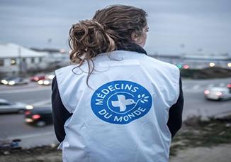 Campagne de sensibilisation de Médecins du Monde du 18 octobre au 13 novembre